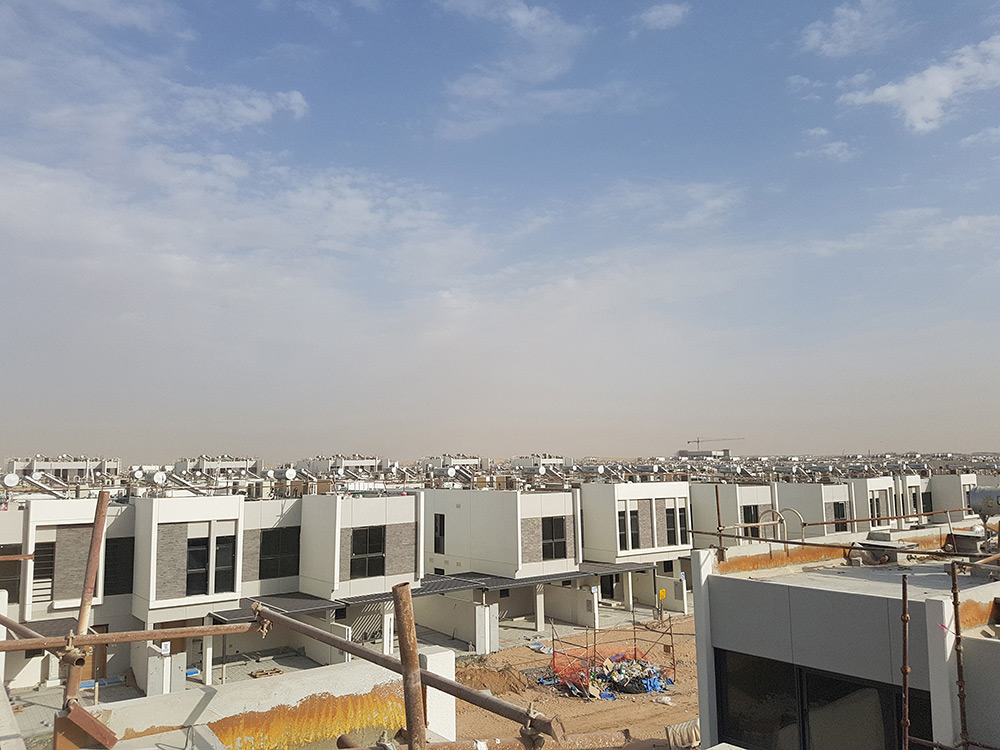 350 Akoya Oxygen Villas By Damac Al Rafid Insulation